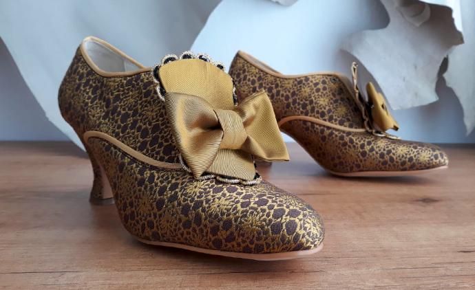 Zapato SXVIII Hogueras