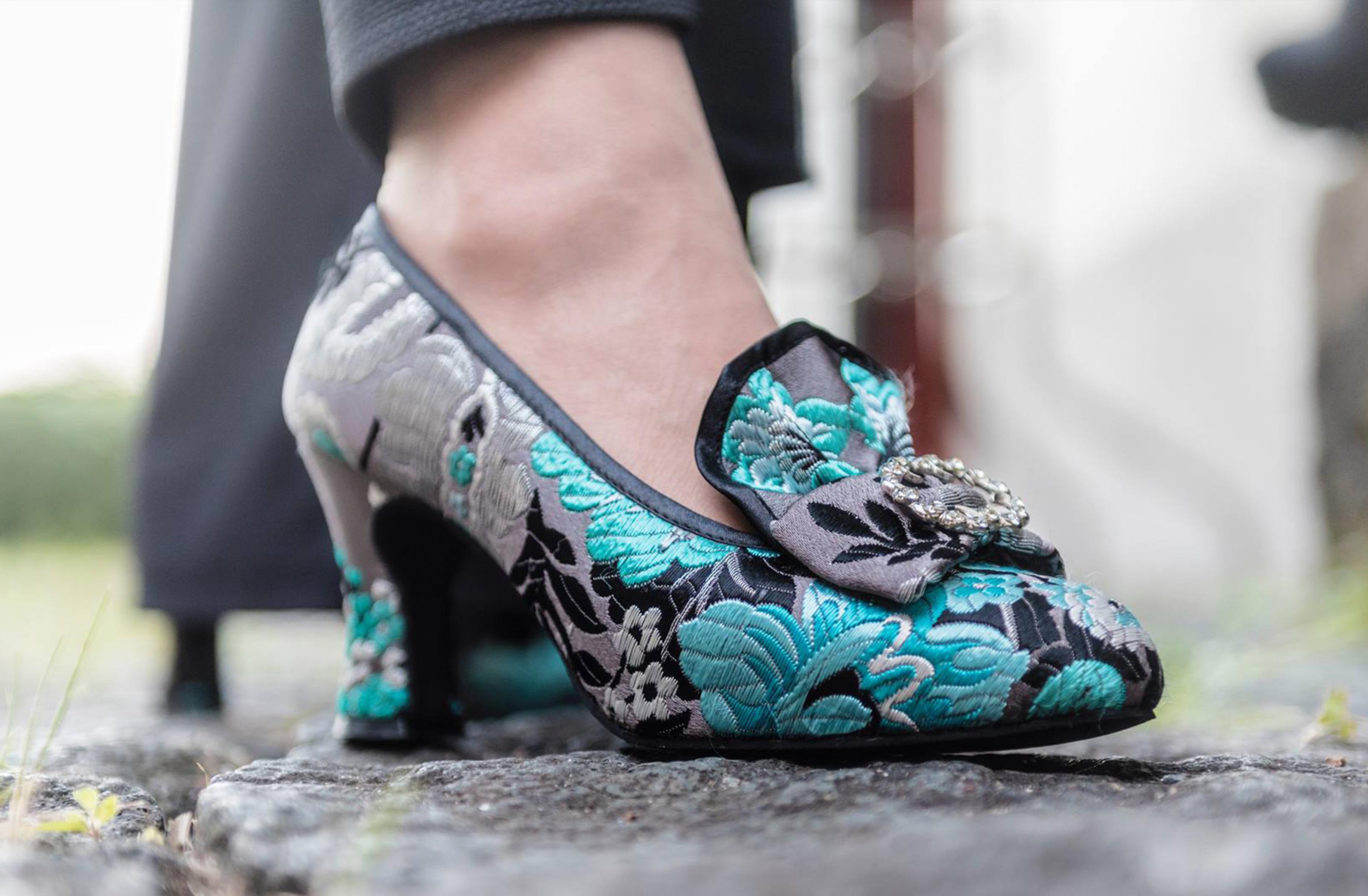 Zapato Hogueras SXVIII
