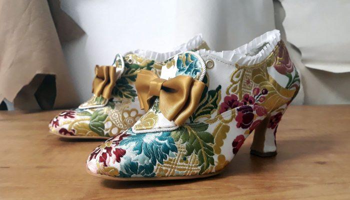 Zapato Hogueras Abotinado